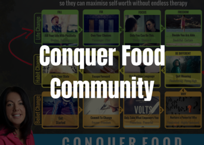 Conquer Food Community