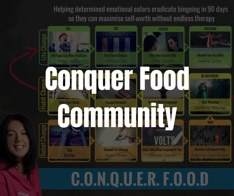 Conquer Food Community