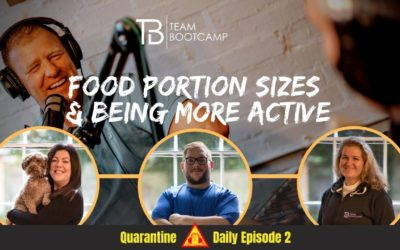 I Launched a Food & Fitness Daily Podcast…